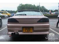 Nissan Silvia 200sx S15 Spec S. clean import