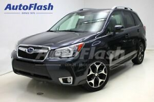 2015 Subaru Forester XT- Limited 2.0L Turbo AWD *GPS/Camera *