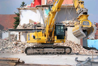 Demolition Experts - Call or Text (780)236-5395