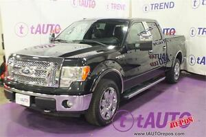 Everything you want in a truck. 2010 Ford F-150 Lariat