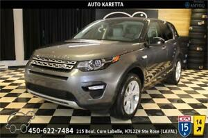 2016 LANDROVER DISCOVERY SPORT HSE SI4/PANO/NAVI/CAM/LED/MAGS