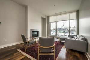 Spacious 1BR condo King's Wharf available Now