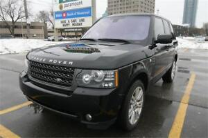 2011 Land Rover Range Rover supercharged ,102000km
