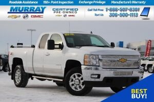 2011 Chevrolet SILVERADO 2500HD LT E/CAB*SUNROOF,REMOTE START,PA