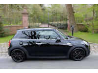 16 PLATE MINI COOPER S SPORT 2.0 AUTO 1 OWN 28,452 MILES JCW PACK STUNNING
