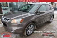 2008 Acura RDX Tech Pkg 4 cyl turbo AWD SUV inc 3 mo war $10,900 Winnipeg Manitoba Preview