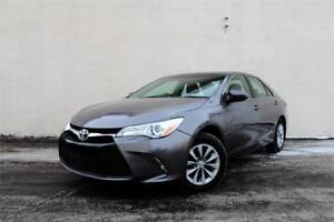 2017 TOYOTA CAMRY LE   CERTIFIED   BACKUP CAMERA   BLUETOOTH  