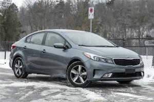2018 Kia Forte LX PLUS/ JUST LIKE NEW / CARLOANS FOR ANY CREDIT