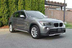 2012 BMW X1 28i - No Accidents