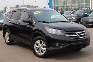 2013 Honda CR-V Touring AWD| Sun| Nav| Heat Leath| Rem Strt|