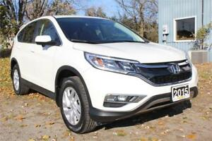 2015 Honda CR-V EX - ONLY 13,470 KMS, SUNROOF, BACK UP CAMERA