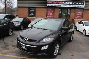 2012 Mazda CX-7 GS AWD Leather Sunroof!