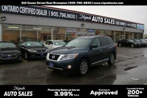 2014 Nissan Pathfinder !!!SL!!!!7 Passenger Proof!!!!One Owner!!
