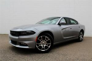 2017 DODGE CHARGER SXT AWD   CERTIFIED