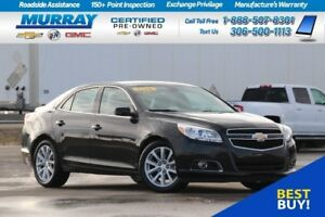 2013 Chevrolet Malibu 2LT FWD*REMOTE START,HEATED MIRRORS*