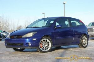 2002 Ford Focus SVT EDITION!!