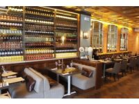 Part time waiter / waitress required - Wildwood Newmarket. Excellent tips!