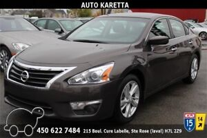 2014 NISSAN ALTIMA SV, TOIT OUVRANT,SIEGES CHAUFFANTS,BLUETOOTH