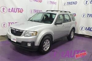 Surprisingly ordinary prices. 2010 Mazda Tribute GX