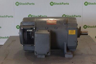 5HP 650/1600RPM - GENERAL ELECTRIC 5CD183GA134A00 NSMD - 5 HP DC MOTOR 650/1600