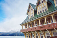 Kitchen Help Wanted - Finish Your Summer in Waterton Lakes NP!!