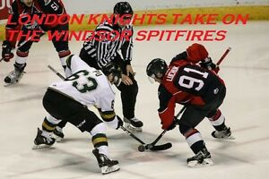 KNIGHTS VS SPITFIRES 4 ***Premium Suite** Tickets Fri. Mar. 31st