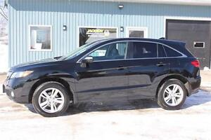 2014 Acura RDX ALL WHEEL DRIVE V6 *BACK UP CAMERA & LEATHER*