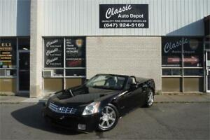 2004 CADILLAC XLR **BUTTERFLY DOORS**NAVIGATION**NO ACCIDENTS**