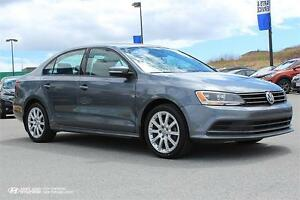 2015 Volkswagen Jetta 1.8 TSI Trendline+! TURBO! NEW TIRES!