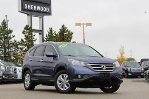 2012 Honda CR-V Touring| Sun| Nav| Heat Leath| Dual Clima| RV Ca