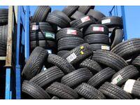 225/45/17 Continental, Bridgestone, Dunlop etc., Quality Part Worn Used Tyres 255/40,50,18,235,35/19