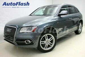 2015 Audi Q5 Progressiv S-Line *GPS/Camera *Push-Start