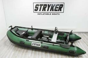 STRYKER BOATS NOW 15% OFF @ CYCLEWORKS RED DEER!