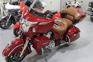 2015 Indian Road Master