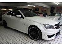 Mercedes-Benz C63 AMG 6.3 ( 457bhp ) MCT 7S 2013MY AMG