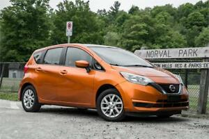 2017 Nissan Versa Note SV/ CarLoans Available for Any Credit