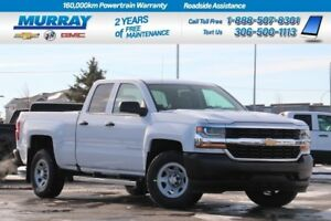 2019 Chevrolet Silverado 1500 Double Cab*REAR CAMERA,TRAILERING