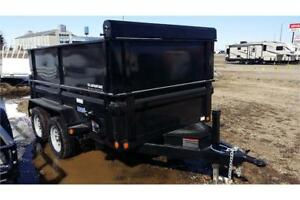 2018 6×10' LOAD TRAIL DUMP TRAILER