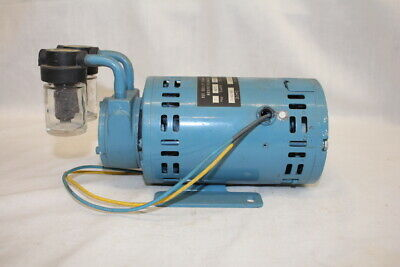 Thomas Sr-0015-vp Motor-mounted Oil-less Rotary Pump 110 Hp Usa