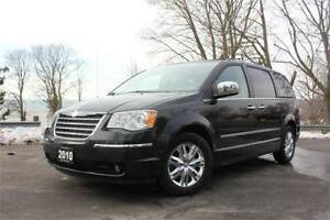2010 Chrysler Town & Country Limited - Full Stow & Go 