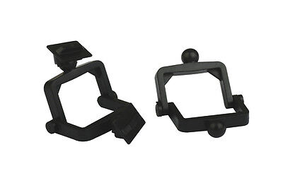 Dental Lab Disposable Articulator Black 100 Per Bag X 4 Bags