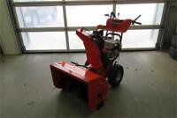 2008 Simplicity 1428L Snow Blower Winnipeg Manitoba Preview