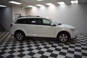 2012 Dodge Journey SXT- UCONNECT * TOUCH SCREEN * CRUISE