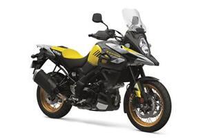 2018 SUZUKI V-STROM 1000X ABS