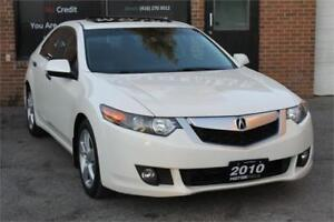 2010 Acura TSX Premium *ONE OWNER, NO ACCIDENTS, CERTIFIED*