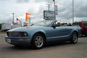 2005 Ford Mustang Convertible **ONLY 137,000kms!**