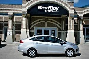 2012 Ford Fiesta SE_Automatic_Sunroof