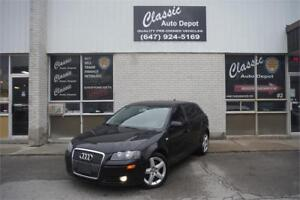 2007 AUDI A3 **6 SPEED MANUAL**PANORAMIC ROOF**PRICED TO SELL**