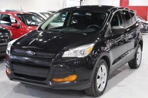 Ford Escape S 4D Utility FWD 2014