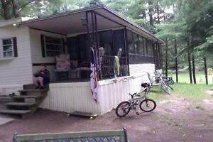 Park Model Trailer located at Fishermans Cove
